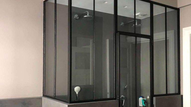 inox | Badkamer ruimte